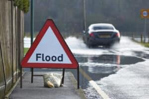 gainesville water damage
