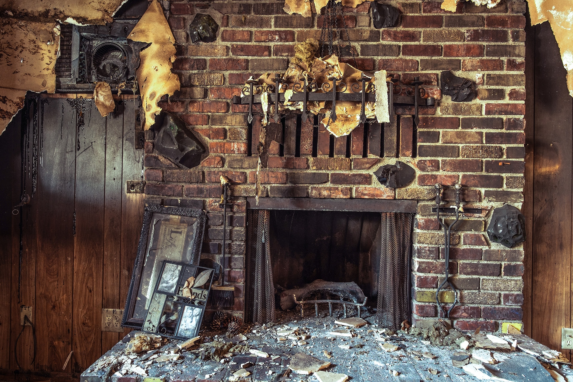 Prevent your home from Fire Damaged