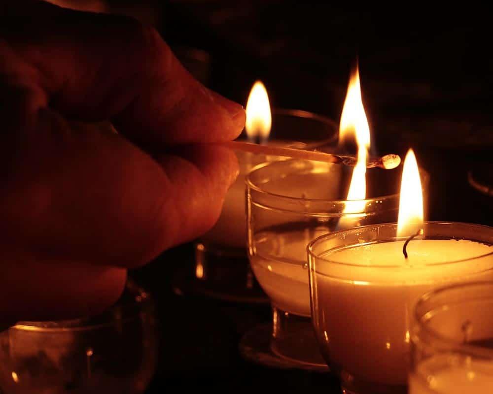 Candle Burn