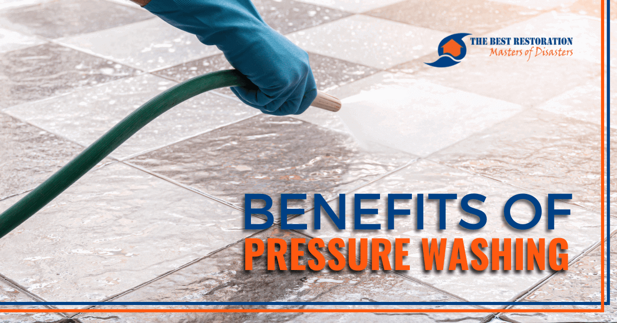 benefits of pressure washing